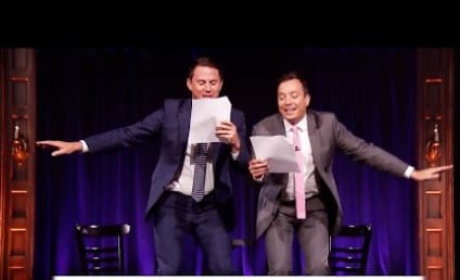 Channing Tatum Performs Special, Kid Version of Magic Mike