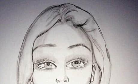 Amanda Bynes Portrait