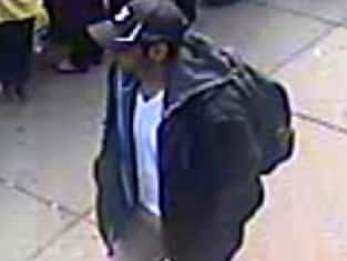 Boston Bombing Suspect 1