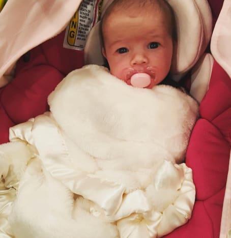 Bristol Palin Baby Photo