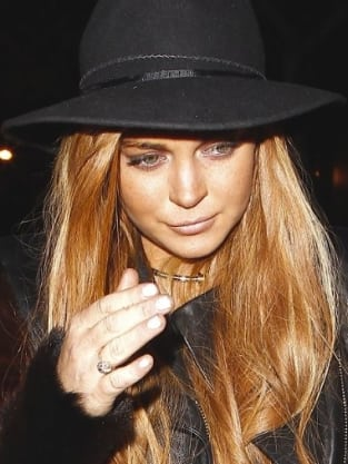 Lindsay Lohan is Messed Up