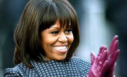 Michelle Obama on Bangs: My Midlife Crisis!