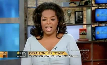 Oprah Winfrey Kind of Admits OWN Sucks
