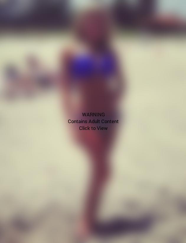 Angie Layton Bikini Photo