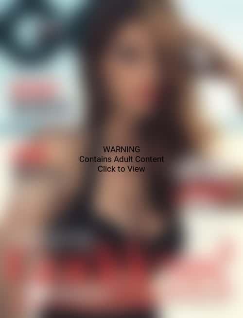 Ashley Greene GQ Cover
