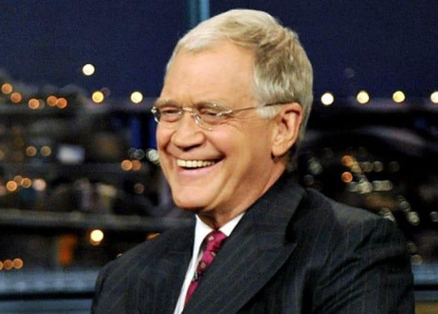 David Letterman Image