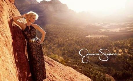 Jessica Simpson Looking Svelte