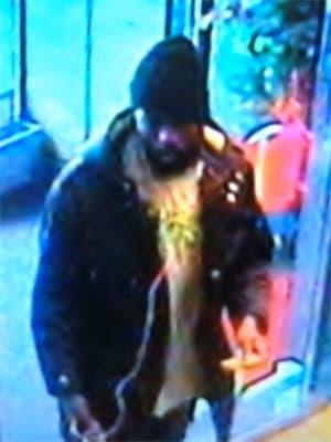 NYC Subway Killer Suspect