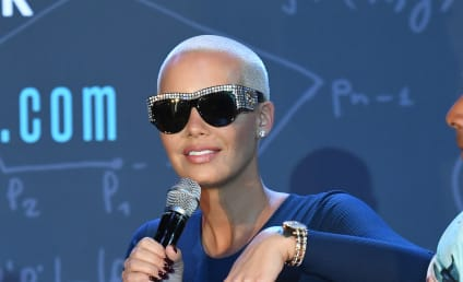 Amber Rose: Settling Down ... With Whom?!?
