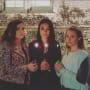 Kristen Bell, Mila Kunis and Kathryn Hahn