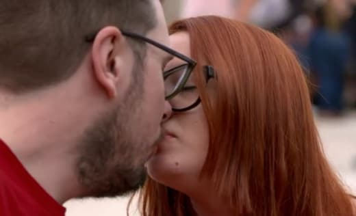 Colt Johnson Kisses Jess Caroline