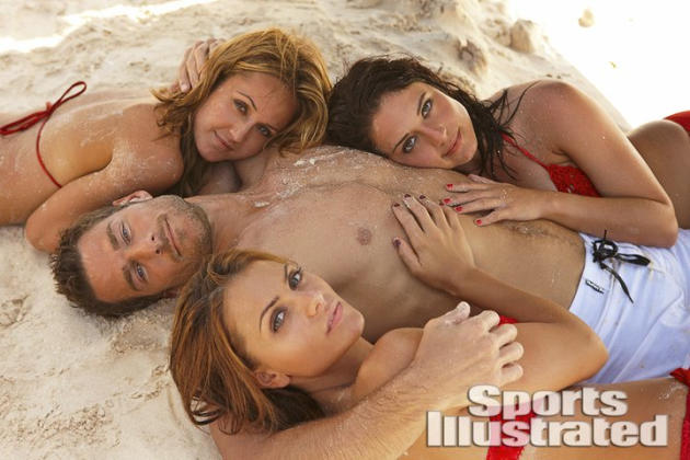 Bachelor Girls in Sports Illustrated
