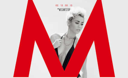 Miley Cyrus Unveils Sexy New Single Cover Art