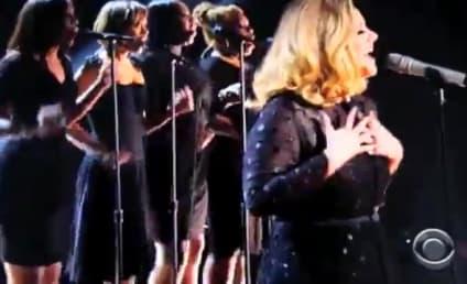 Adele Remains Atop Billboard Chart, Whitney Houston Album Checks In
