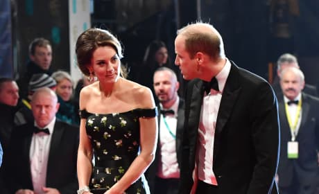 Kate Middleton and Her Prince
