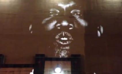 "Houston Police Shut Down Kanye West Screening of ""New Slaves"""