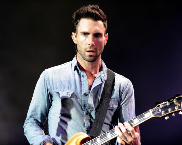 Adam Levine Live