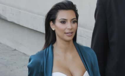 Kim Kardashian: My Hips and Butt are Huge!!!