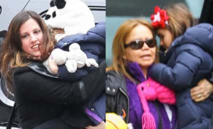 Suri Cruise Body Double: Hilarious Rumor or Hilariously True?