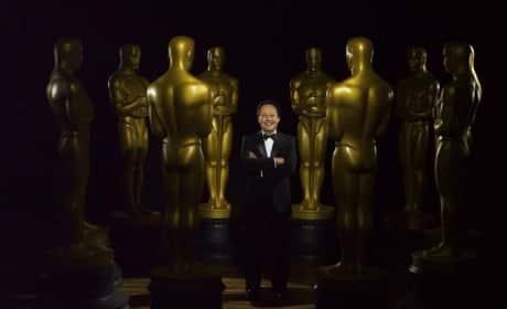 Grade Billy Crystal as host of the Oscars.