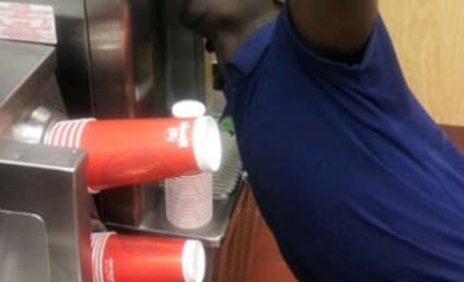 Wendy's Employee Guzzles Frosty Straight From Machine, Goes Viral on Reddit