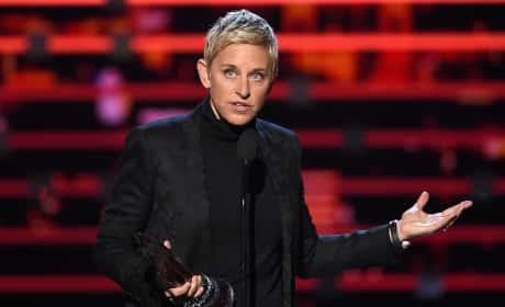Ellen DeGeneres Wins!