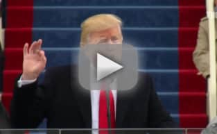 Donald Trump Inauguration Speech Highlights