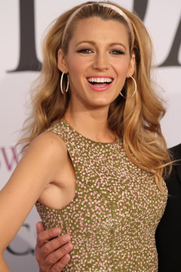 Blake Lively at Fashion Awards