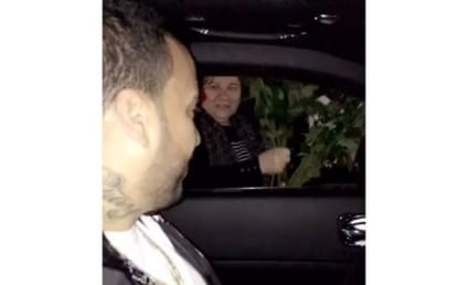 French Montana Buys Kylie Jenner Roses, Creeps Everyone Out
