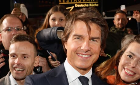 Tom Cruise is Handsome