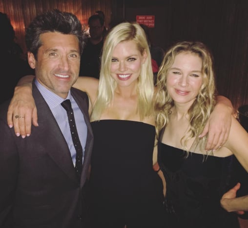 Patrick Dempsey Was He Caught Flighting With Sophie Monk The