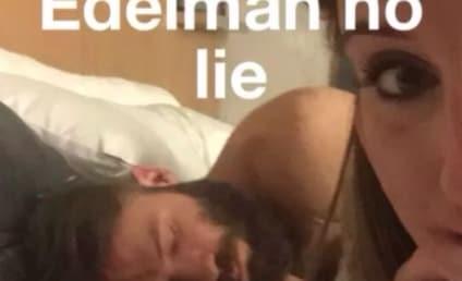 Julian Edelman's Tinder Girl Apologizes For Post-Sex Selfie
