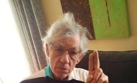 Ian McKellen, Minister