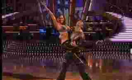 Melissa Rycroft, Freestyle