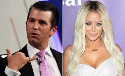 Donald Trump Jr. and Aubrey O'Day Tried For a Baby: Report