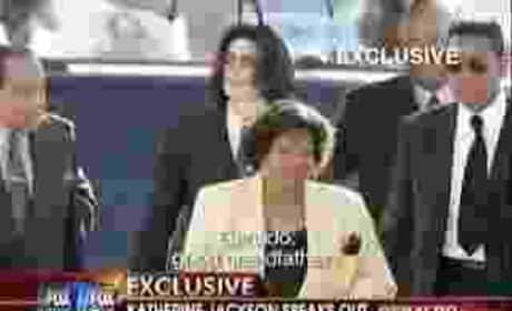 Katherine Jackson Speaks Out