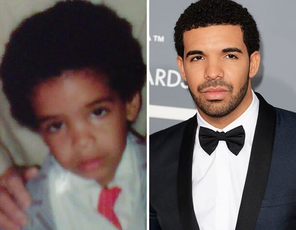 Drake as a Kid