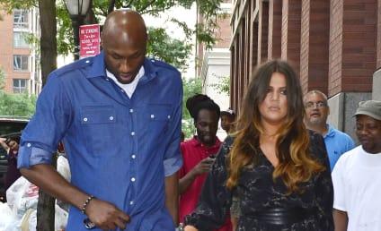 Khloe Kardashian, Lamar Odom Divorce: FINALLY Happening!!!