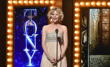 Meg Ryan Presents at Tony Awards, Internet Reacts in Mean Horror
