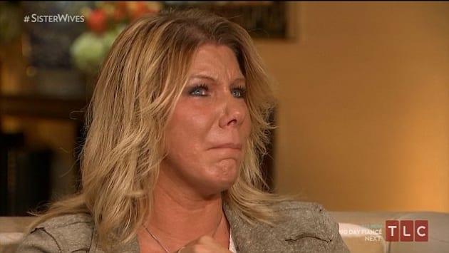 Meri Brown: Sister Wives Star Geting Emotional