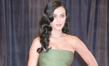 Katy Perry at White House Correspondents' Association Dinner