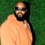 Suge Knight in a Sweatshirt