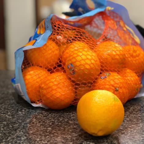 Caleb's Oranges