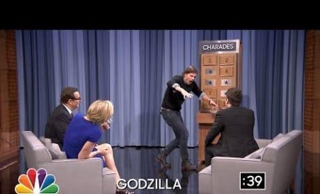 The Tonight Show Charades: Charlize Theron vs. Josh Hartnett