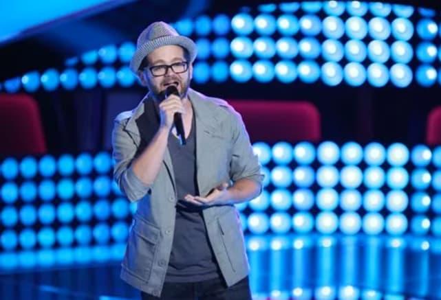 Josh kaufman on the voice