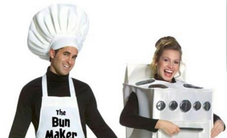 Bun in the Oven Costume