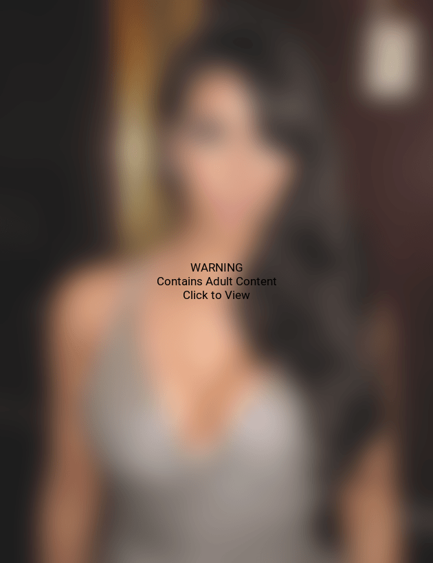 Kim Kardashian Goes Glam