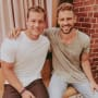 Colton Underwood and Nick Viall