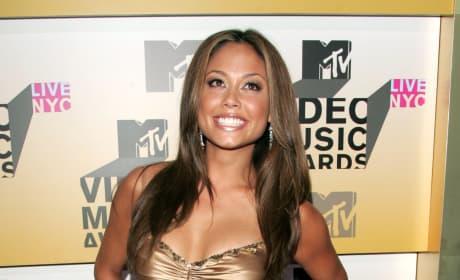 Vanessa Minnillo 2006 VMAs