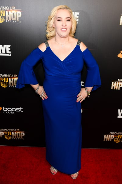 June Shannon at the Growing Up Hip Hop: Atlanta Premiere